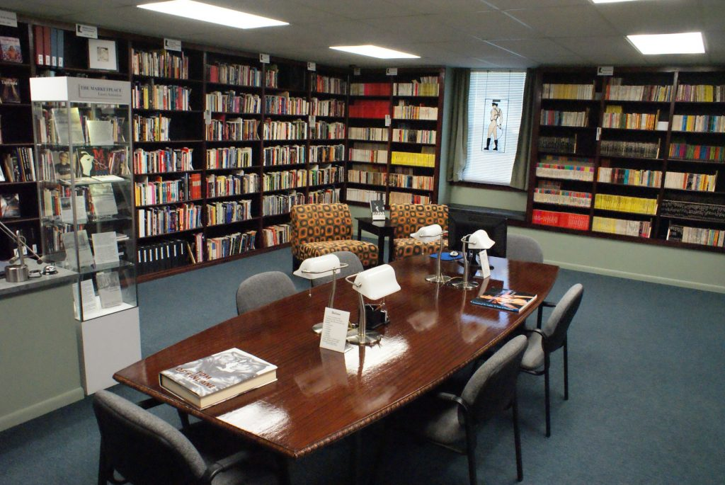 Leather Archives & Museum Library