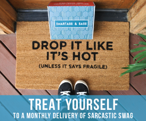 smartass and sass rebellious gift guide